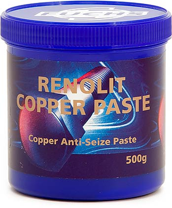 SILKOLENE RENOLIT COPPER PASTE 500GM