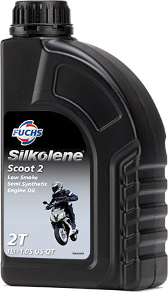 SILKOLENE SCOOT 2 1LTR