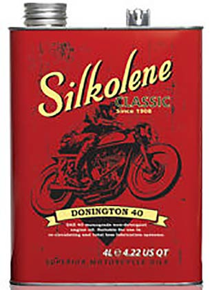 SILKOLENE DONINGTON 40 4LTR (BOX OF 4)