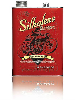 SILKOLENE OSMASTON 50 4LTR (BOX OF 4)
