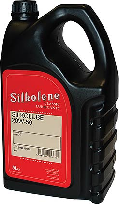 SILKOLENE SILKOLUBE 20W-50 4LTR (BOX OF 4)