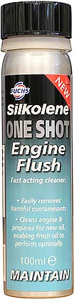 SILKOLENE ONE SHOT ENGINE FLUSH 100ml