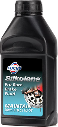 SILKOLENE PRO RACE BRAKE FLUID 500ML