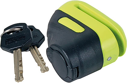 Mosquito Disc Lock 5mm Neon
