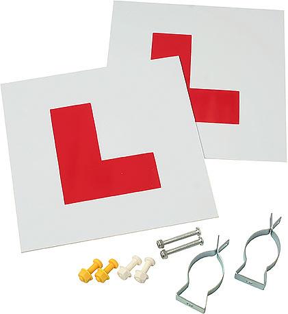 L Plate Kit