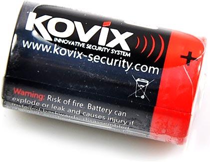 Kovix Lithium Battery