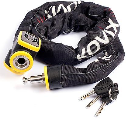 KCL Series 10mm x 1500mm Alarmed Chain Lock