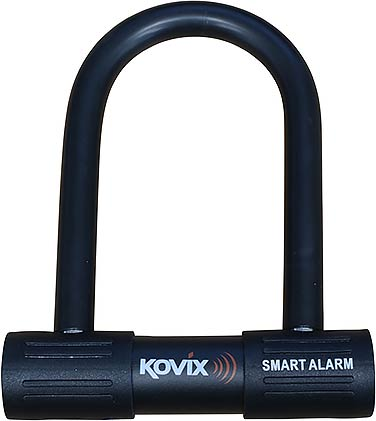 KTL Series 128mm x 210mm Alarmed U-Lock