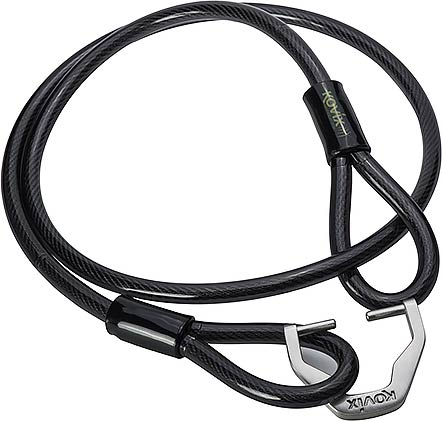 KD Series 1500mm Security Cable with KD6 Adapter
